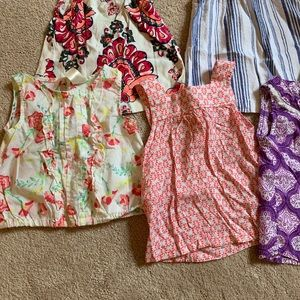 Shirts & Tops - 12mth lot of shirts - 6 total
